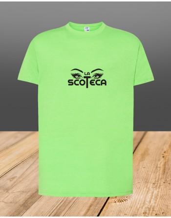 T-Shirt Fluo La Scoteca