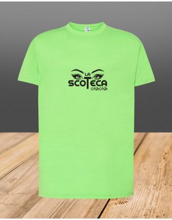 T-Shirt Fluo La Scoteca...