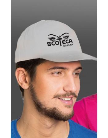 Cappellino Fluo La Scoteca...